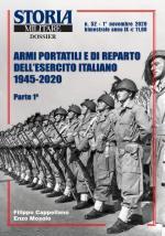 68258 - Cappellano-Mosolo, F.-E. - Armi portatili e di reparto dell'Esercito Italiano dal 1945 al 2020 Parte 1 - Storia Militare Dossier 52