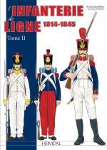 68364 - Jouineau-Mongin, A.-J.M. - Infanterie de ligne 1814-1830 Tome 2 (L')