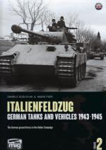 68490 - Guglielmi, D. - Italienfeldzug Vol 2: German Tanks and Vehicles 1943-1945