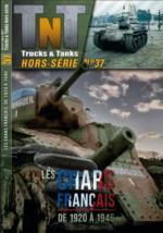 68566 - Caraktere,  - HS TNT 37: Les Chars francais de 1920 a 1946