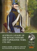 68597 - Acerbi-Molnar-Mugnai, E.-A.K.-B. - Austrian Cavalry of the Revolutionary and Napoleonic Wars 1792-1815
