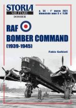 68872 - Galbiati, F. - RAF Bomber Command (1939-1945)  - Storia Militare Dossier 54