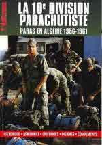 69193 - AAVV,  - 10eme Division Parachutiste. Paras en Algerie 1956-1961 - Uniformes Tematique/HS 07 (La)