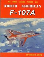 60074 - Simone, W.J. - Air Force Legends 203: North American F-107A
