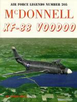 60018 - Pace, S. - Air Force Legends 205: McDonnell XF-88 Voodoo