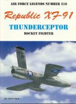60022 - Pace, S. - Air Force Legends 210: Republic XF-91 Thunderceptor