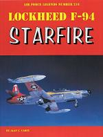 60088 - Carey, A. - Air Force Legends 218: Lockheed F-94 Starfire