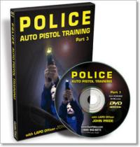 44118 - Pride, J. - Police Auto Pistol Training Vol 3 - DVD