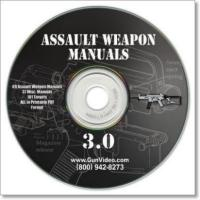 44121 - AAVV,  - Assault Weapons Manuals CD Rom