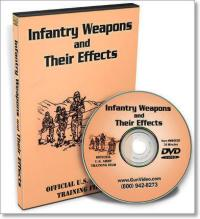 44158 - AAVV,  - Infantry Weapons and Their Effects. Official US Army Training Film - DVD