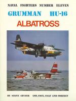 60036 - Ginter, S. - Naval Fighters 011: Grumman Hu-16 Albatross