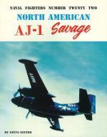 60059 - Ginter, S. - Naval Fighters 022: North American AJ-1 Savage