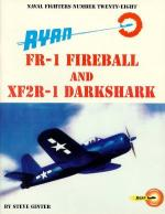 60030 - Ginter, S. - Naval Fighters 028: Ryan FR-1 Fireball and XF2R-1 Darkshark