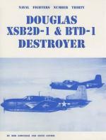 60008 - Kowalski-Ginter, B.-S. - Naval Fighters 030: Douglas XSB2D-1 and BTD-1 Destroyer
