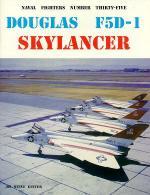 60014 - Ginter, S. - Naval Fighters 035: Douglas F5D-1 Skylancer