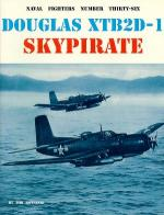 60015 - Kowalski, B. - Naval Fighters 036: Douglas XTB2D-1 Skypirate