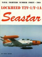 60026 - Ginter, S. - Naval Fighters 042: Lockheed T2V-1/T-1A Seastar