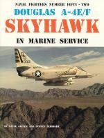 60035 - Ginter, S. - Naval Fighters 052: Douglas A-4E/F Skyhawk in Marine Service