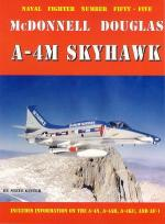 60058 - Ginter, S. - Naval Fighters 055: McDonnell Douglas A-4M Skyhawk II