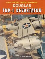 60046 - Ginter, S. - Naval Fighters 071: Douglas TBD-1 Devastator