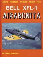 60032 - Thomason, T.H. - Naval Fighters 081: Bell XFL-1 Airabonita