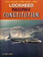60048 - Ginter, S. - Naval Fighters 083: Lockheed R6O/R6V Constitution