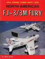 60091 - Ginter, S. - Naval Fighters 088: North American FJ-3/3M Fury