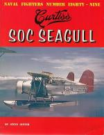 60076 - Ginter, S. - Naval Fighters 089: Curtiss SOC Seagull