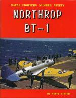 60057 - Ginter, S. - Naval Fighters 090: Northrop BT-1