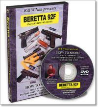 44184 - Wilson, B. - Beretta 92F. How to Shoot - DVD