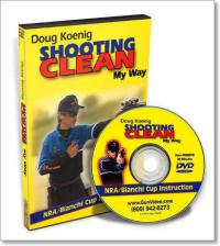44221 - Koenig, D. - Shooting Clean. My Way - DVD