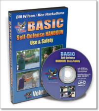 44280 - Wilson-Hackathorn, B.-K. - Basic Self-Defense Handgun Use and Safety Vol 2 - DVD