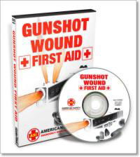 44399 - AAVV,  - Gunshot Wound First Aid - DVD