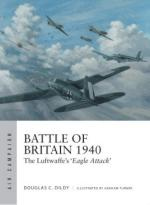 63100 - Dildy, D.C. - Air Campaign 001: Battle of Britain 1940. The Luftwaffe Eagle Attack