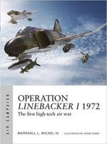 63103 - Michel-Tooby, M.L. III-A. - Air Campaign 008: Operation Linebacker I 1972. The first high-tech air war