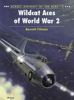 21498 - Tillman-Davey, B.-C. - Aircraft of the Aces 003: Wildcat Aces of World War II
