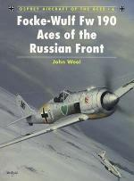 17310 - Chappell, M. - Aircraft of the Aces 006: Focke-Wulf Fw 190 Aces of the Russian Front