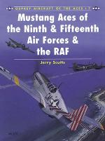 19053 - Scutts-Davey, J.-C. - Aircraft of the Aces 007: Mustang Aces of the Ninth and Fifteenth Air Forces and the RAF