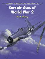 16413 - Styling-Styling, M.-M. - Aircraft of the Aces 008: Corsair Aces of World War II