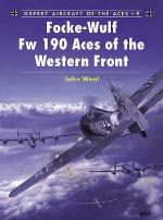 17311 - Weal, J. - Aircraft of the Aces 009: Focke-Wulf Fw 190 Aces of the Western Front