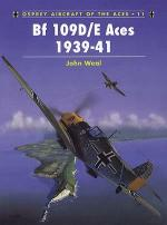 15816 - Weal, J. - Aircraft of the Aces 011: Bf 109D/E Aces 1939-41