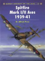 20457 - Price-Fretwell, A.-K. - Aircraft of the Aces 012: Spitfire Mark I/II Aces 1939-41