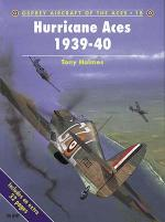 17997 - Holmes-Fretwell, T.-K. - Aircraft of the Aces 018: Hurricane Aces 1939-40
