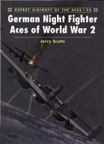 17464 - Scutts-Weal, J.-J. - Aircraft of the Aces 020: German Night Fighter Aces of World War II