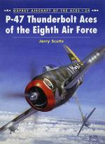19461 - Scutts-Davey, J.-C. - Aircraft of the Aces 024: P-47 Thunderbolt Aces of the Eighth Air Force