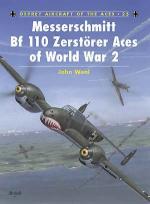 18837 - Weal, J. - Aircraft of the Aces 025: Messerschmitt Bf 110 Zerstoerer Aces of World War II