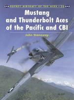 20875 - Stanaway-Tullis, J.-T. - Aircraft of the Aces 026: Mustang and Thunderbolt Aces of the Pacific and CBI