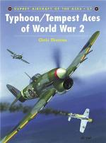 20984 - Thomas-Davey, C.-C. - Aircraft of the Aces 027: Typhoon and Tempest Aces of World War II