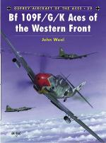 15819 - Weal, J. - Aircraft of the Aces 029: Bf 109 F/G/K Aces on the Western Front