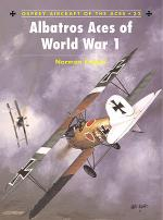 15227 - Franks-Dempsey, N.-H. - Aircraft of the Aces 032: Albatros Aces of World War I